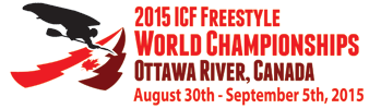 2015 ICF Freestyle Kayak World Championships
